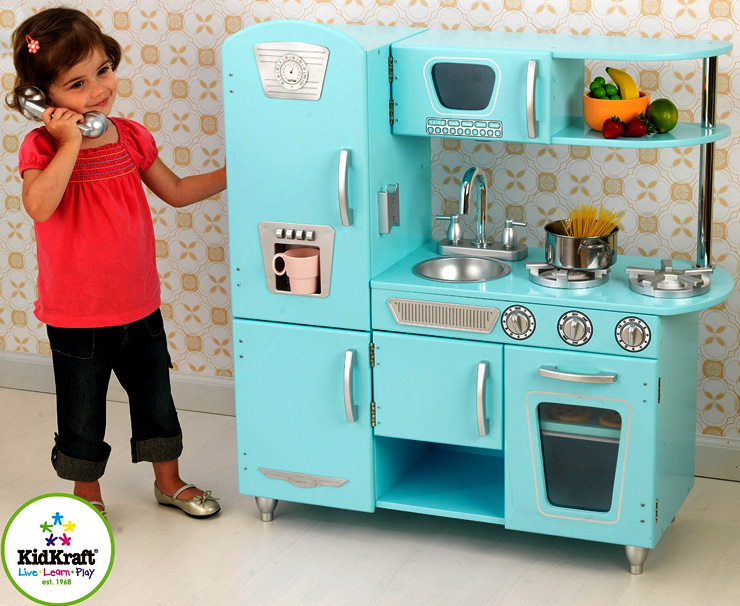 KidKraft-Vintage-Kitchen-in-Blue