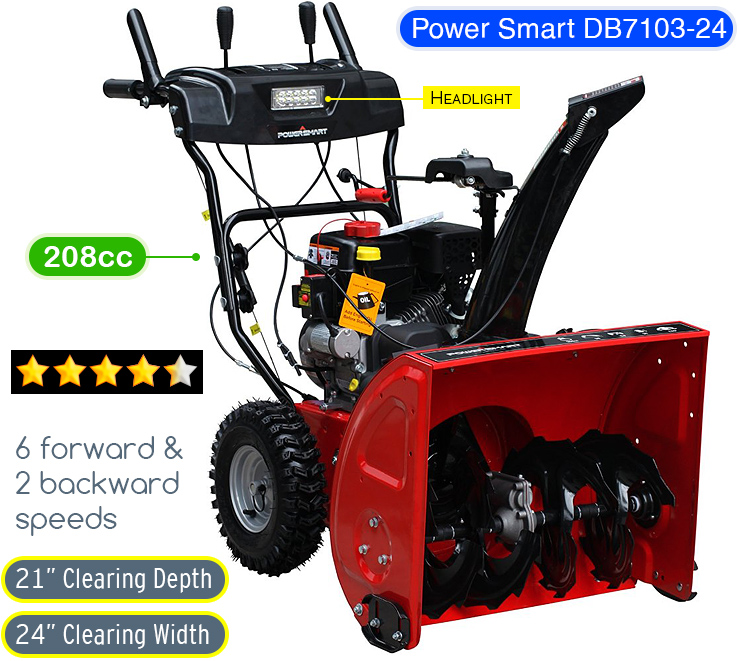 Power-Smart-DB7103-24-snow-blower